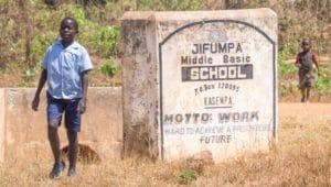 2013 Jifumpa Middle Basic School