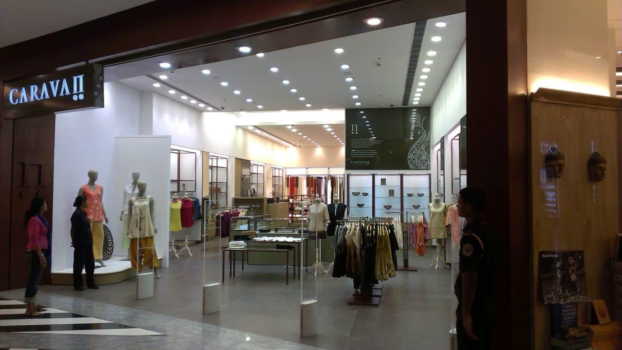 Caravan Retail store