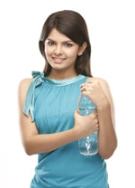 Young-Indian-Woman-and-Water--dreamstime_m