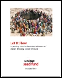 Cover for Let It Flow Report
