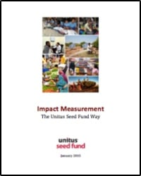 Cover Page for Impact Measurement