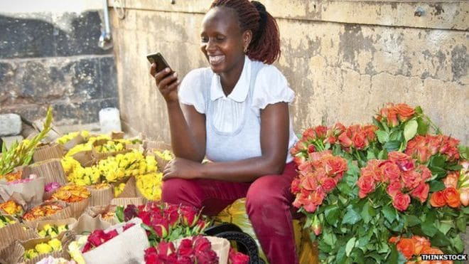 Read article on Kenya's Telephone Farmers: http://www.bbc.com/news/business-33610593